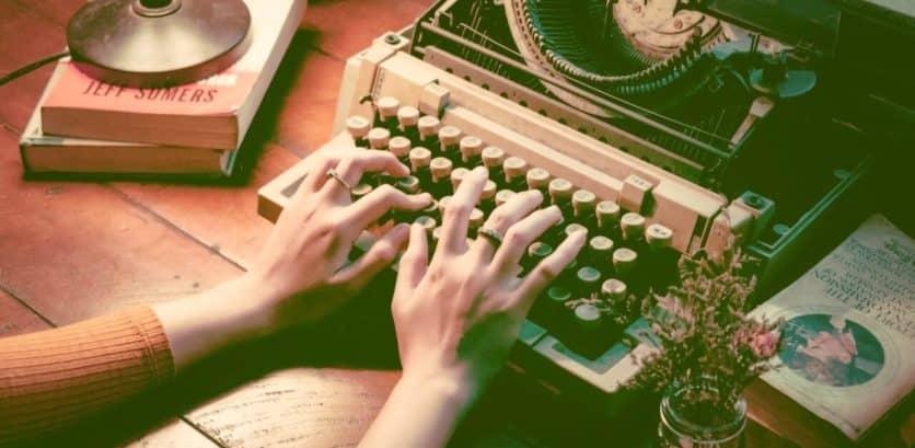 Find copywriter blog article or website content