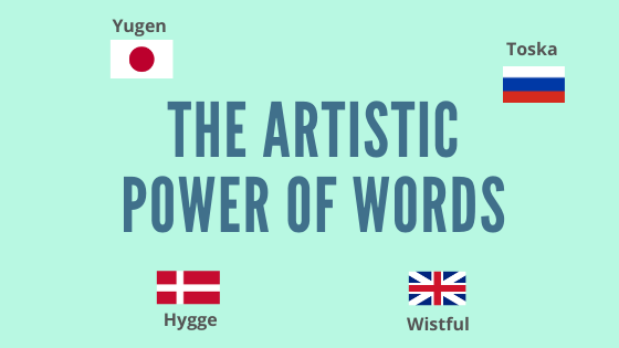 The artistic power of words