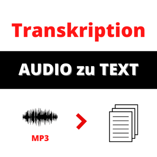 Transkription-Texte-Untertitel