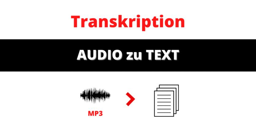 Transkription-Texte-Untertitel