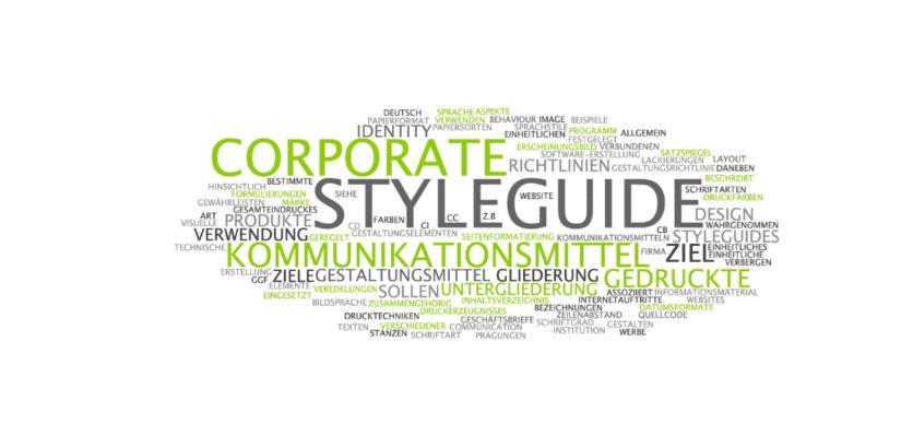 Was ist ein Styleguide-Textagentur kontextor